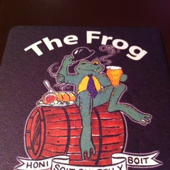 Photo taken at The Frog at Bercy Village by Julien M. on 12/9/2011