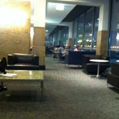 Photo taken at American Airlines Admirals Club by Mark L. on 1/21/2012