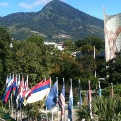 Photo taken at Hotel Sheraton Presidente San Salvador by Christie B. on 11/10/2011