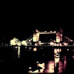 Photo taken at London Bridge City Pier by Phil B. on 9/3/2011