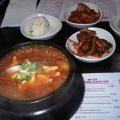 Photo taken at Tofu House Valencia by Maita M. on 9/8/2012