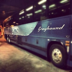 Photo taken at Greyhound Bus Lines by Anatoly ⚓ N. on 5/20/2012