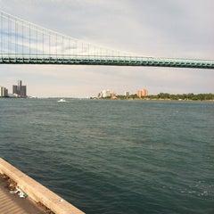 Photo taken at Riverside Park Boat Launch by Shatona B. on 6/23/2012