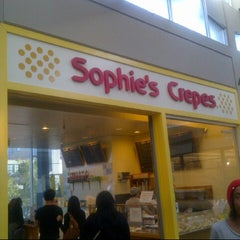 Photo taken at Sophie's Crepes by Kevin S. on 7/18/2012