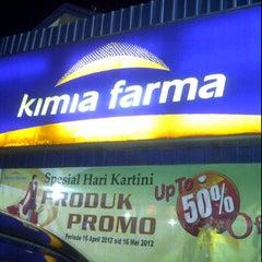 Photo taken at Apotik Kimia Farma 246 by andie A. on 5/1/2012