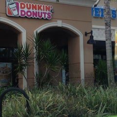 Photo taken at Dunkin Donuts by 🌹Hermosa R. on 8/23/2012