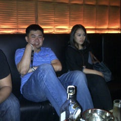 Photo taken at World Music Room KTV by Mike K. on 11/23/2011
