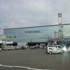 Photo taken at Concourse A by Mark K. on 9/9/2011