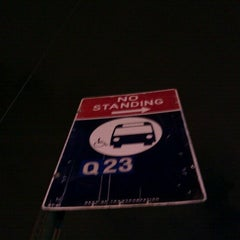 Photo taken at MTA Q23, Q54, QM12 (Metropolitan Ave/Woodhaven Blvd) by MTA Bus 602 on 7/27/2011