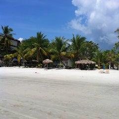 Photo taken at Bistro@Garden Beach Resort by Alp B. on 11/18/2011