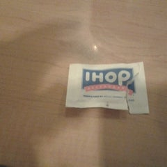 Photo taken at IHOP by Ashley D. on 12/15/2011