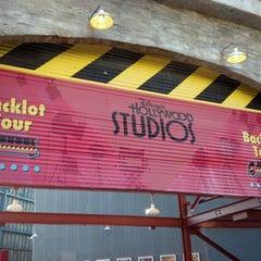 Photo taken at Studio Backlot Tour by Bill I. on 12/17/2011