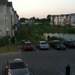 Photo taken at Waterstone Landing Apartments by Daniel R. on 5/26/2012