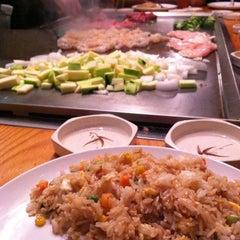 Photo taken at Kenji Hibachi & Sushi Bar by Iam M. on 7/24/2011