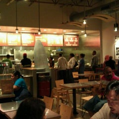 Photo taken at Chipotle Mexican Grill by Donnell B. on 10/1/2011