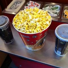 Photo taken at Regal Cinemas Germantown 14 by Ching Y. on 12/25/2010