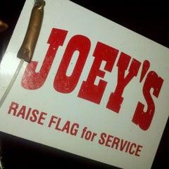 Photo taken at Joey's Bar-B-Q by Kathleen C. on 8/26/2011