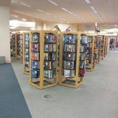 Photo taken at Santa Clara City Library by Dmytro on 8/26/2012