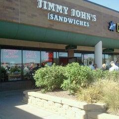 Photo taken at Jimmy John's by Amanda M. on 9/15/2011