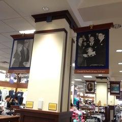 Photo taken at Yale University Bookstore by Darin on 7/16/2012