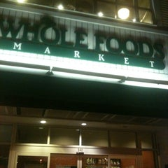Photo taken at Whole Foods Market by Eric A. on 3/6/2012