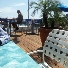 Photo taken at Beach Grill by Becky Y. on 5/18/2012