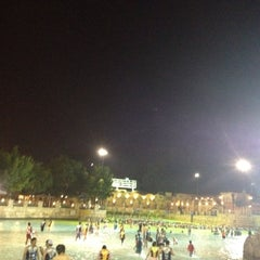 Photo taken at 캐리비안베이 (Caribbean Bay) by 김 재. on 8/8/2012
