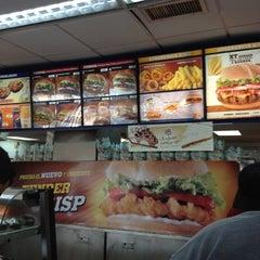 Photo taken at Burger King by Carlos V. on 6/8/2012