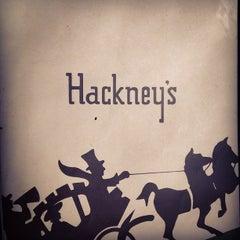 Photo taken at Hackney's by Erik W. on 3/18/2012