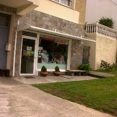 Photo taken at CADENA100 by Irene R. on 4/16/2012