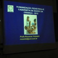 Photo taken at UFAM - Faculdade de Medicina by Igor B. on 2/29/2012