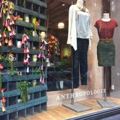 Photo taken at Anthropologie by Amy on 8/26/2012