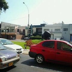 Photo taken at Notaria José Urteaga Calderón by Al A. on 4/18/2012