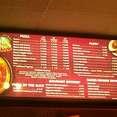 Photo taken at Park Avenue Pizza by Kathy L. on 2/19/2012