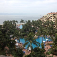 Photo taken at Velas Vallarta by Salvador R. on 3/18/2012