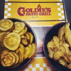 Photo taken at Goldie's by Ryan R. on 5/10/2012