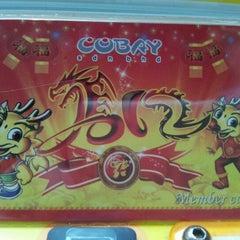 Photo taken at Cross Fire Arcade by HasegawaRyouji E. on 4/6/2012