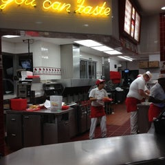 Photo taken at In-N-Out Burger by Brett P. on 9/2/2012