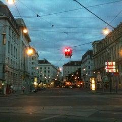 Photo taken at H Schottentor - Universität by dorgold on 6/21/2012