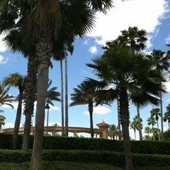 Photo taken at Emerald Island Resort by Joni J. on 4/7/2012