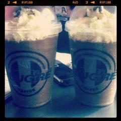 Photo taken at Blugré Coffee by Krishna M. on 7/18/2012
