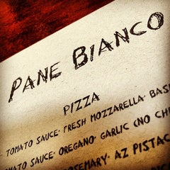 Photo taken at Pane Bianco by Matt K. on 4/15/2012