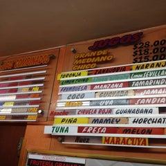 Photo taken at Fruteria Granada by Horacio P. on 8/18/2012
