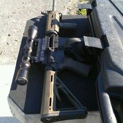 Photo taken at Shooting Range by Celestine F. on 4/30/2012
