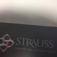 Photo taken at Strauss Comunicação by Marcel L. on 3/14/2012