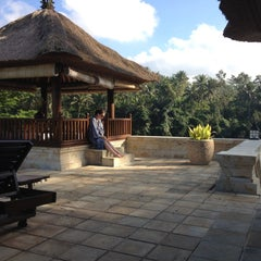 Photo taken at Villa santai by Geoff I. on 8/7/2012