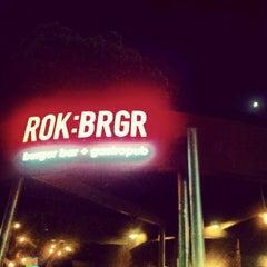 Photo taken at ROK:BRGR by @SoFLBrgOverload on 8/24/2012