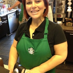 Photo taken at Starbucks by Steve H. on 4/17/2012