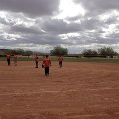 Photo taken at Victory Lane Sports Park by Dimas L. on 4/14/2012