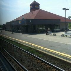 Photo taken at VIA Rail Kingston by Eric P. on 6/20/2012